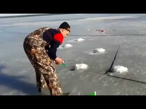 рыбалка корюшка на финском видео