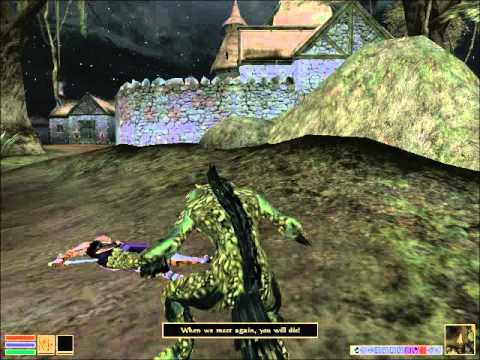 Morrowind Mod Reviews - Were Croc Mod