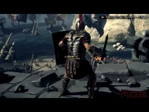 Ryse: The Son of Rome - Геймплей E3 2013