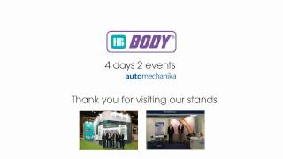 4 days 2 events Automechanika 2017 Spain / Vietnam