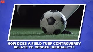 Recent controversies around field turf World Cup Daily Sports Illustrated