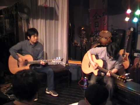 DEPAPEPE    FLOW    (cover)    TOTAPEPEライブ 2010.02.07