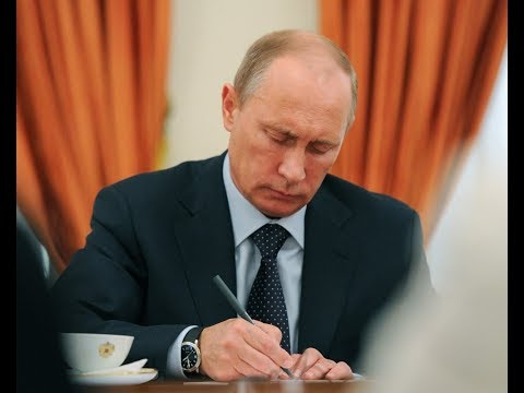 Путин решил уйти: в России заговорили об отставке президента