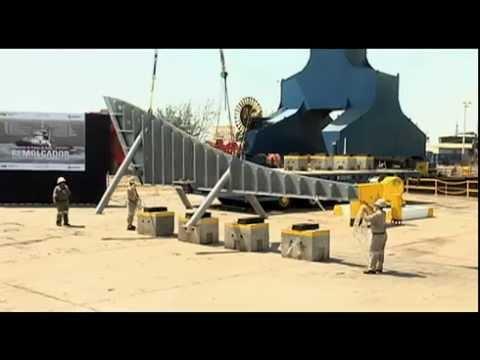 Reauna operaciones Astilleros de Veracruz