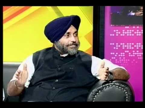 Sukhbir Badal on Infrastructure, Airports & Power in Punjab: Sukhbir Badal & Airports: Sukhbir Badal