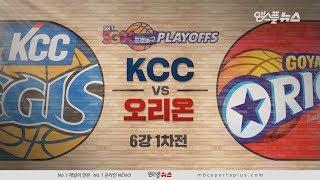 【FULL】 3rd Quarter | Egis vs Orions | 20190323 | 2018-19 KBL