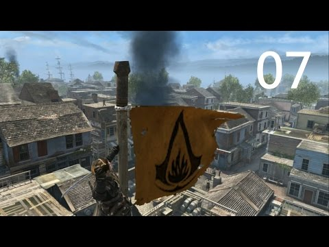 Assassin's Creed Rogue 刺客教條 : 叛變 07 一個字頭的誕生