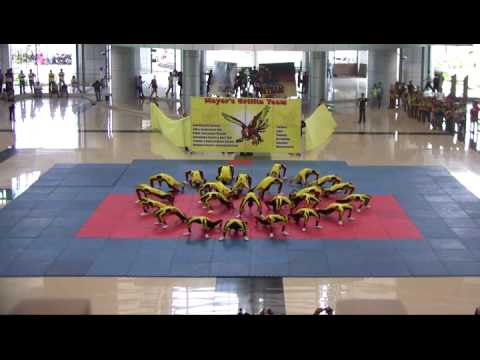Mayor's Griffin Team 2011 Cheerdance Competition Tagum City - CHAMPION