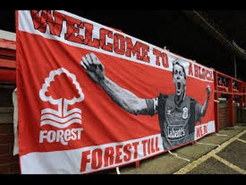 Stuart Pearce Returns To Nottingham Forest. Nottingham Forest v Blackpool 9/8/14