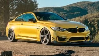 EAS Tuning 600 WHP Big Turbo BMW M4 - One Take