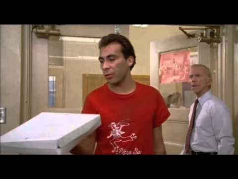Fast Times at Ridgemont High - Mr. Hand Pizza on Our Time