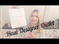 Haul Designer Outlet | Michael Kors | Calvin Klein | Karls Erlebnishof | AnneC