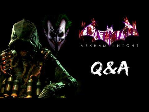 Batman Arkham Knight: Court of Owls, Jokers Return (Q&A)