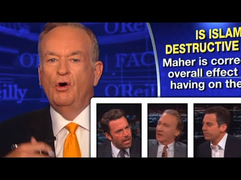 Bill Maher Finds Friends In Big Bigotry Following Ben Affleck Blow Up