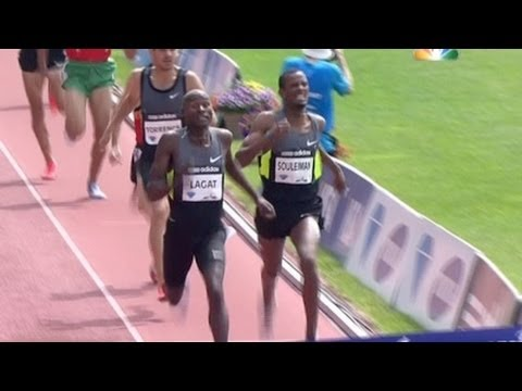 Bernard Lagat still has it with 1500 win at 2012 adidas Grand Prix