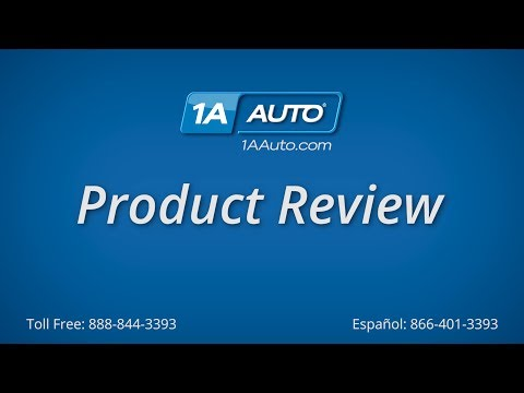 1A Product Review Honda Civic Rear Brakes 1ABDS00257