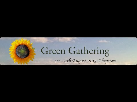 Seize The Daythe Green Gathering. video