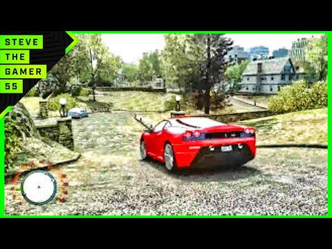 GTA IV Gameplay (GTA 5 will look better than this)