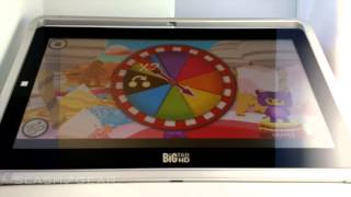 nabi Big Tab HD 20 hands-on for review