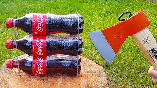 AXE VS COCA COLA TEST