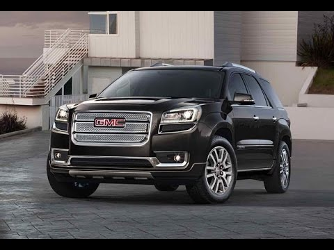 2015 GMC Acadia Denali - YouTube
