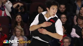 Nathan Chen's spectacular short program at Skate America | NBC Sports