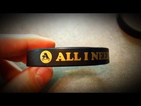All I Need Skateboarding CHRISTMAS DEAL Bracelet Giveaway!