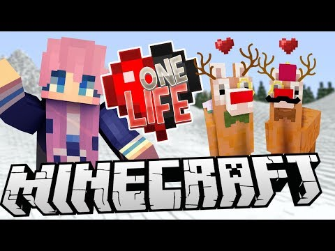 Christmas Time! | Ep. 25 | Minecraft One Life
