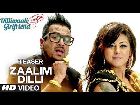 Teaser: 'zaalim Dilli' Video Song | Dilliwaali Zaalim Girlfriend | Full Song Going Live On 5th March video