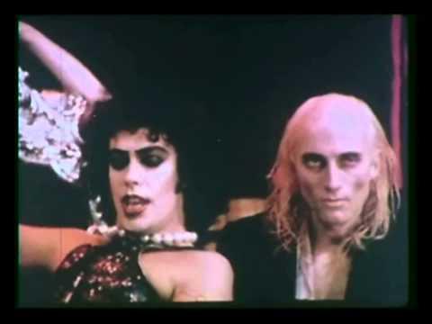Rocky Horror - Time Warp 1975 - Mono Mix - DVD Remaster 2000
