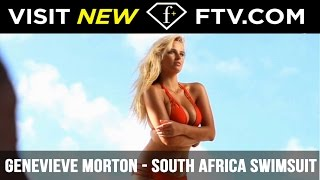 Genevieve Morton - HOT South African Swimsuits   FTV.com