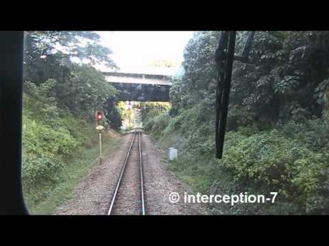[KTM] Cabride: Woodlands Train Checkpoint to Tanjong Pagar Railway Station (Singapore Sector)