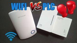 PLC vs. Repetidor WiFi ¿Cuándo es mejor usar uno u otro?   Powerline o Extensor de cobertura