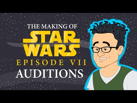 Star Wars: Episode VII - AUDITIONS