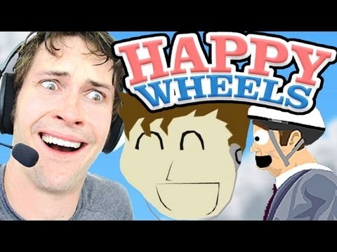 DRAW YOURSELF - Happy Wheels