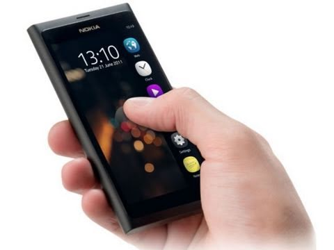 Nokia N9 MeeGo Smartphone - Full Presentation with all Slides