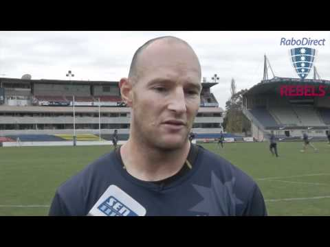 Mortlock previews Friday's game against the Brumbies - Mortlock previews Friday's game against the B