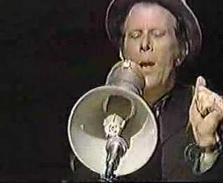 Tom Waits - Chocolate Jesus video