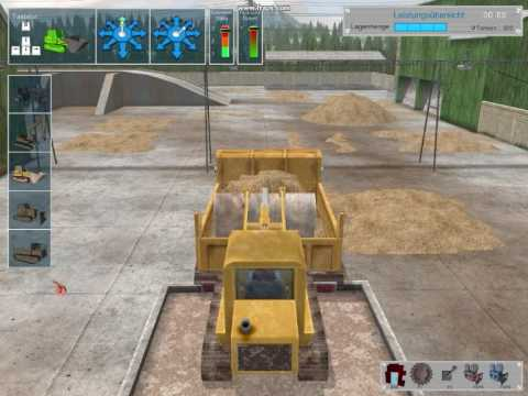 bagger simulator 2008 gameplay