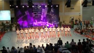 East Side Dancers - Großer Preis von Deutschland Formationen 2016