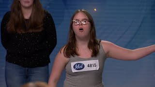 Pär i tårar under Moa Engdahls audition i Idol 2019 - Idol Sverige (TV4)