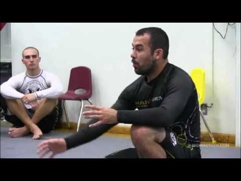 Marcelo Garcia Philosophy on Training for Conditioning Image 1