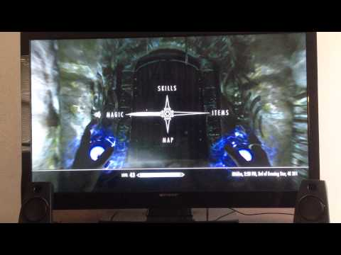 Elder scrolls:Skyrim-Conjuration easy level up tips. Fast leveling
