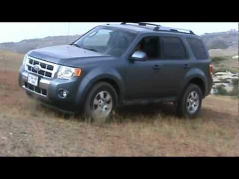 Ford Escape 2010 Off Road YouTube