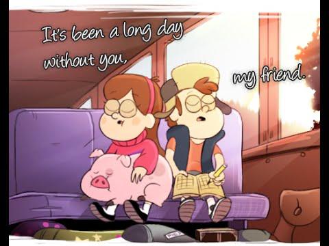 [Comic Song] - Gravity Falls - See You Again