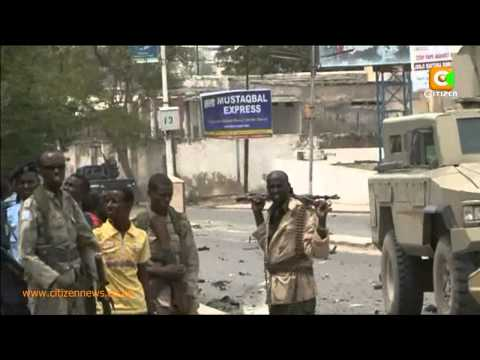 10 Dead In Somalia Parliament Attack