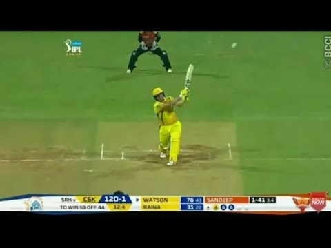 Chennai vs Hyderabad IPL 2018 Final Full match Highlights