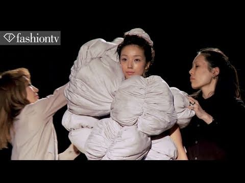 Hiroko Ito For Hisui - Fall 2011 Collection, Japan | Fashiontv - Ftv video