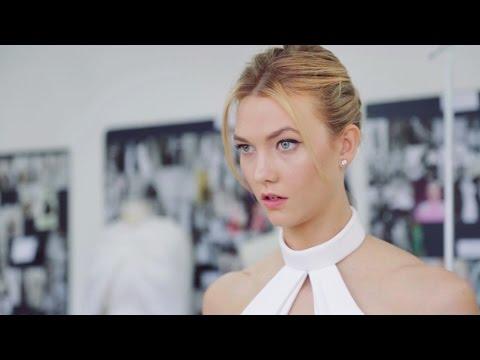 Making of a Met Gala Gown   Karlie Kloss