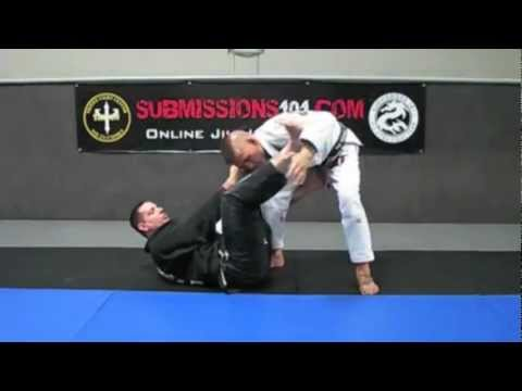Offset De La RIva Guard Sweep & Pass with Tommy Wales Image 1